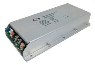 TPS380 baseplate cooled power supply